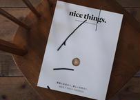 雑誌『nice things.』 issue65