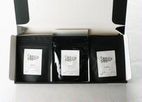 【粉末】くじらの髭セレクト 緑茶・抹茶・ほうじ茶 3種セット