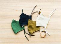 【男女兼用/無地】京呉服店で丁寧に仕立てた晒・ガーゼマスク 3種セット