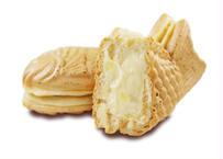 シャキシャキりんごクリーム