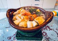 【浜作玉手箱】「ぎをん鍋(すき鍋)」(2人前)