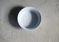 1616/arita japan TY Round Bowl160 Gray
