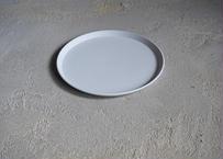 1616/arita japan TY RoundPlate200 Gray