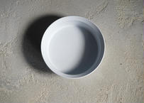 1616/arita  japan TY Round Bowl200 Gray