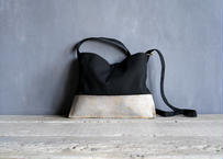 BLA:NC BAG sakosshu  black 01 B
