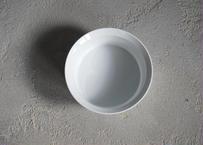 1616/arita japan TY Round Bowl160 White