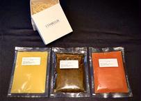 【3種スープSET】シェフ岸本のスペシャリテ「コンソメドゥーブル クラシック」と初夏の爽やかな「西瓜のガスパチョ」、「トウモロコシポタージュの素」