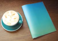 ブルーグリーン B5・見開き2週間・2020年度手帳(4月始まり)