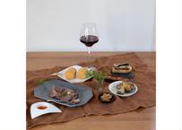 ワイン~和(わ)ー2019年メルロ木樽熟成(750㎖) ミディアムボディ~付きおつまみセットギフト  のコピー