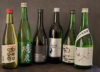日本酒おすすめ6種セット