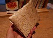 西陣織 ブックカバー 正絹 切り箔砂子紋 一点もの