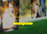 スタジオフリーDAY! 写真展をやってみたい人集合の会。