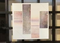 京都個展展示作品 / 秋の海と、雨。