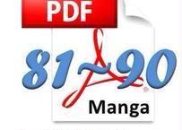マンガストーリー第81~90話(PDF) Manga Story 81- 90  Printable Material for Learning a Language