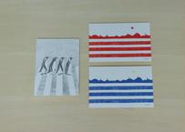 ポストカード3枚セット:D