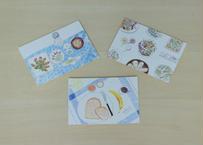 ポストカード3枚セット:C