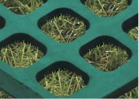芝生保護マット エコグリーンキーパー(グリーン:EPDM) 養生マット