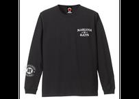 FIELD CREW    L/S  TEE/ブラック
