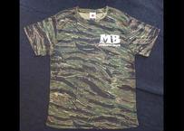 MB ドライTシャツ/タイガー