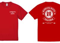 FIELD CREW ドライTシャツ/レッドS~XL