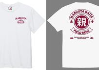 FIELD CREW ドライTシャツ/ホワイトS~XL