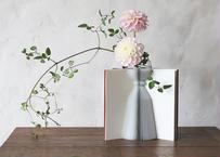 紙の花瓶 『Flowery Tale』 Original Edition 02 ブラウン D-FT002BR