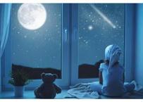 月への願いごと祈願