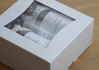 【熨斗対応可/母の日にもおすすめ!】メリリマ スノーボール シュクレ&ショコラ 2個セット ギフトボックス