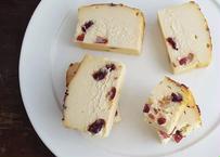 赤い実チーズケーキ/フルサイズ【7/12~7/23発送】