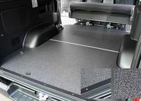【ハイエースS-GL|2分割フロアーボード】 4型~6型|Pスライドドア有|標準カラー|標準リアステップ|個人宅配送
