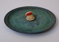 季節のモナカ1箱(8個入)【酒粕餡、いちご、金箔】