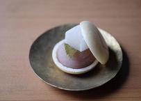 季節のモナカ1箱(8個入)    【桜餡、羽二重餅】