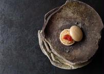 季節のモナカ1箱 (8個入) 『冷製パッション餡、ココナッツ、チェリートマト』