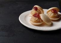 季節のモナカ8個入り 『冷製パッション、ココナッツ、チェリートマト』