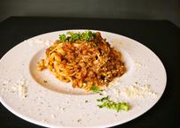 パスタボロネーゼソース(フィットチーネ乾麺80g付き)