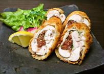梅肉ササミフライ(調理済)