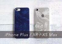 深海生物のiPhoneハードケース〔大型モデル専用〕