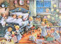 アドベントカレンダーNo.18「こども部屋の天使たち」