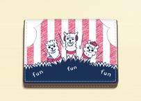 カードケース*アルパカイズムfunfunfun_A*5KCca07