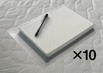 増えるファイル ×10 - Trick File[10pcs]