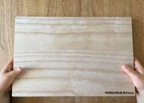 暮らしの道具 桐のまな板