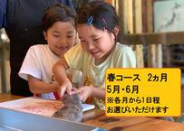 【学ぶBOX】春コース -食- (2ヵ月)食卓から感じる季節の暮らし
