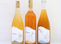 ギフト用【食べるBOX】ワイン 3種3本セット