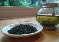 新茶・やましぎの釜炒り茶(200g)