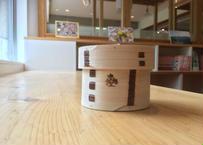 一膳おひつ 木のお茶碗