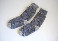 ニュージーランド産メリノウールの靴下