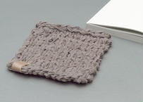 LINEN DISH CLOTH -グレー