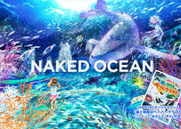 【NAKED, INC. VR】NAKED OCEAN|JAMSTECオリジナルグッズ「海と地球のペーパークラフト―つくって・あそんで・学ぶ」付き