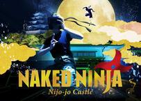 NAKED NINJA -Nijo-jo Castle- (English Version)