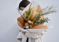 【発送商品】dry flower bouquet  (L) (ブーケ)